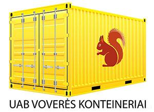 Jūrinių konteinerių prekyba bei nuoma